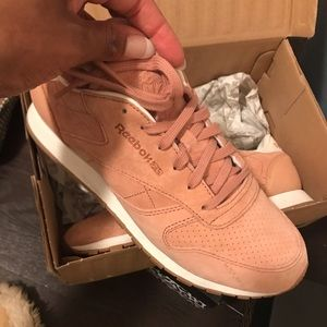 Reebox bread and butter sneakers